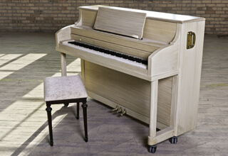 Twin Cities MN Piano Storage