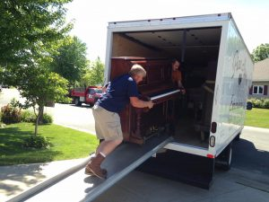 Piano Moving Company Dakota County